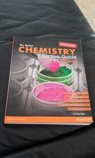 All about chemistry effective guide for o level