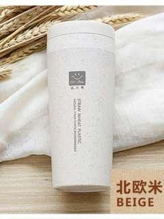 Environmental friendly Wheat Straw cup