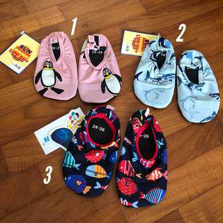 2-3T NEW Water shoes aqua sock toddler beach sand
