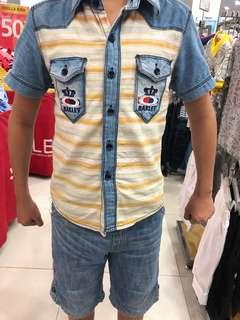 Set denim jeans oakley