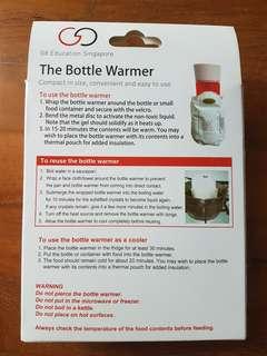 Portable travel bottle warmer / cooler