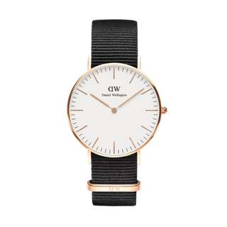 NEW Daniel Wellington Cornwall Men's Watch in Rosegold