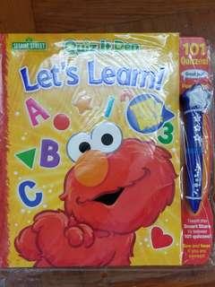 全新Sesame street Let's learn