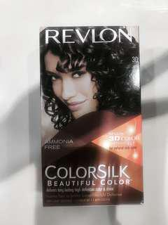 Revlon Colorsilk Hair Color Treatment in Dark Brown color