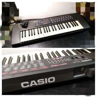 Casio 電子琴 CTK-200 40 song bank keyboard 49key 鋼琴
