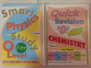 Assessment Books for Pure Sciences