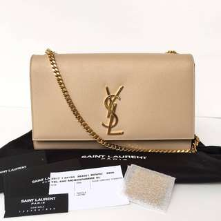Authentic Saint Laurent Medium WOC