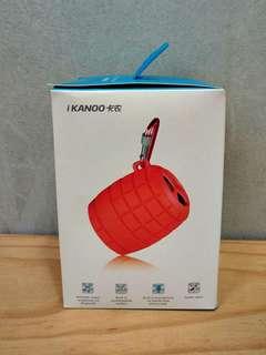 iKANOO I308 手雷 Bluetooth Speaker 藍芽喇叭 Outdoor Hiking Riding Waterproof Wireless