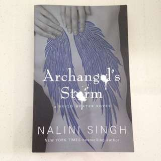 Archangel's Storm by Nalini Singh (Young Adult)
