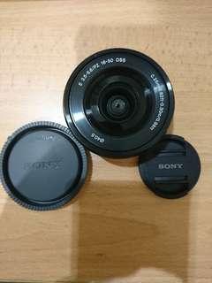 Sony PZ 16mm - 50mm