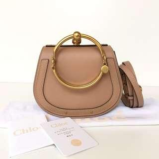Authentic Chloe Mini Nile Bag