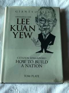 Conversation with Lee Kuan Yew by Tom Plate