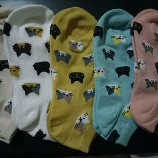Cat Socks - ONHAND