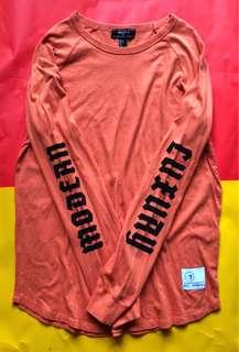 L Forever 21 long sleeve