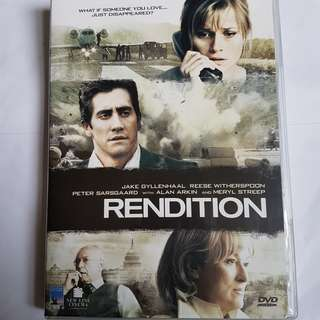 DVD Rendition 死亡引渡