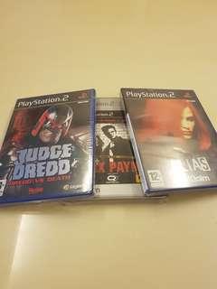 🚚 PlayStation 2 games