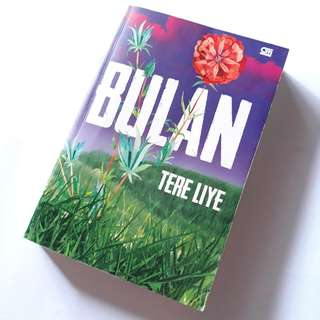 "Novel ""Bulan"" tere liye"