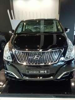 Hyundai new H1 next gen