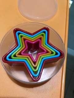 Star cookies cutter