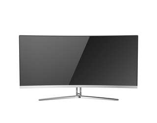 "Prism Plus X340 34"" 100Hz curved Ultrawide monitor scree"