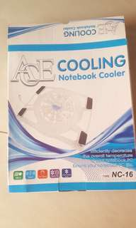 ACE cooling notebook cooler
