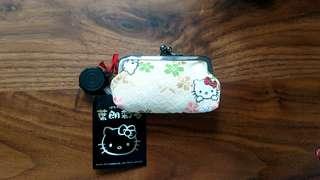 Hello Kitty 日本製 日本限定 和風 散紙包