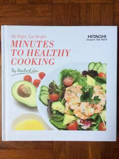 Minutes To Healthy Cooking by Rosalind Lim