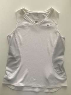 Nike workout active top