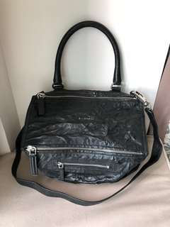 Givenchy Pandora Medium Bag in Aged Leather