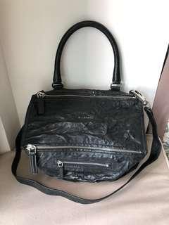 Givenchy Pandora Medium Bag in Aged Leather