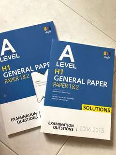 A Level GP TYS