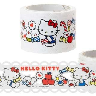 Japan Sanrio Hello Kitty Roll Seal