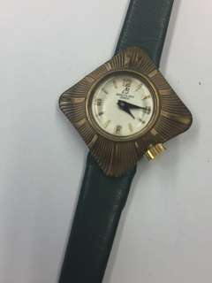 Breitling 女裝包金上錬手表