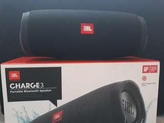 JBL Charge3 portable speaker