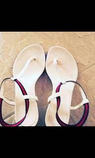 Gucci涼鞋