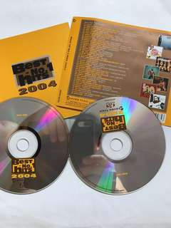 Best No. 1 Hits 2004 (2CDs Sets)