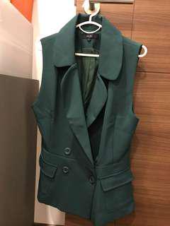 Brand New MDS Green Vest