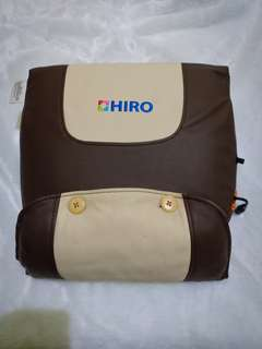 Hiro Back Heat Massager
