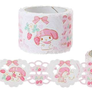 Japan Sanrio My Melody Roll Seal