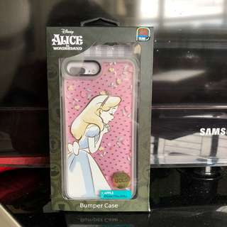 Disney 迪士尼 愛麗絲夢遊仙境 Alice iPhone case bumper