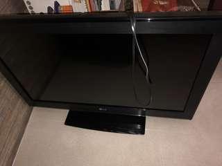 LG 32inch flat screen tv