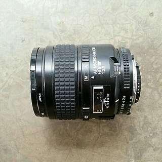 Nikkor AF Micro 60mm f2.8
