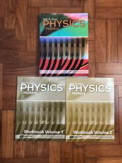 Physics Matters for GCE O Level Textbook & Workbook