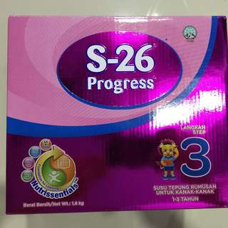 S26-Progress
