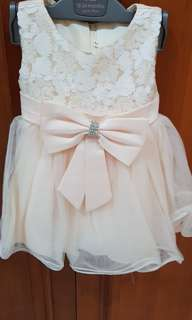 baby dress - party dress