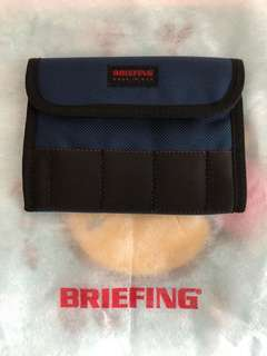 Briefing slim passport case made in USA
