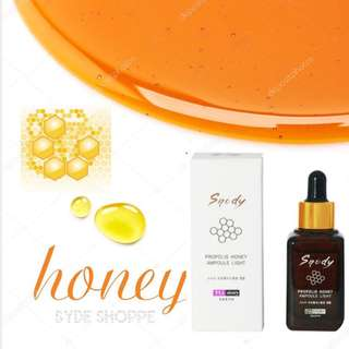 TIASTORY SNODY PROPOLIS HONEY AMPOULE LIGHT SERUM