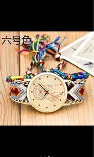 Jam tangan quartz vintagehand handmade