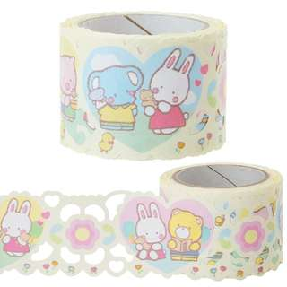 Japan Sanrio Cheery Chums Roll Seal