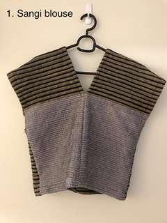 Anthill Fabric Gallery Sangi blouse